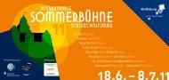 Sommerbühne - Wolfsburg