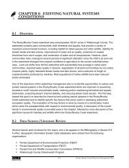 Rocky Brushy Creek Watershed Mgmt. Plan (2007) -- Part 2