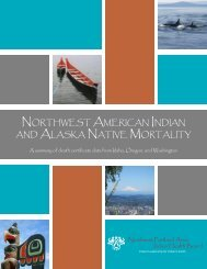 Northwest American Indian and Alaska Native Mortality (2012) 7.7mb