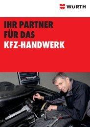 Partner des Kfz-Handwerks - Adolf Würth GmbH & Co. KG