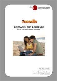 LEITFA ADEN FÜR LEHRE NND DE - FH Salzburg