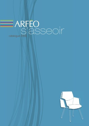 Sièges et fauteuils - Arféo Buroform