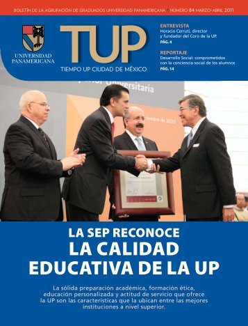 Marzo-Abril - Universidad Panamericana