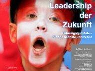 Leadership der Zukunft