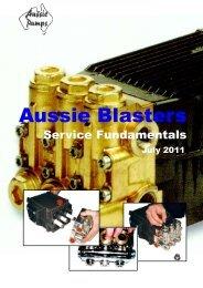 Aussie Blasters Service Fundamentals (pdf - 4.30MB) - Aussie Pumps