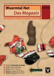 Wuermtal.Net - Das Magazin (Ausgabe 04/06)