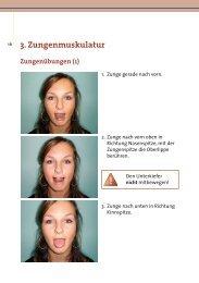3. Zungenmuskulatur