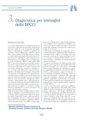3.Diagnostica per immagini della BPCO - Clinica malattie apparato ...
