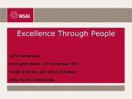 Excellence Through People - CIPD