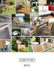 Download Carma Gartenmöbelkatalog 2012