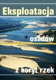 Eksploatacja Osadów z koryt rzek - Towarzystwo na rzecz Ziemi