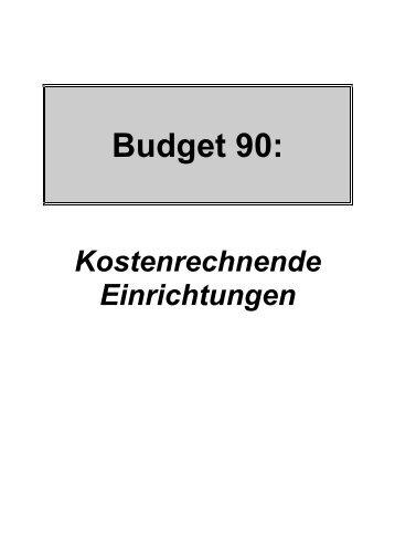 Haushaltsplan 2012 - Stadt Coesfeld