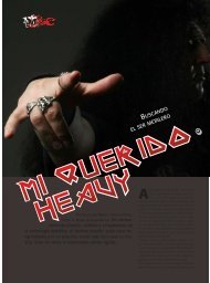 17-19 heavy.qxd - Revista La Central