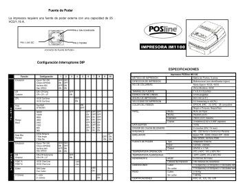 Manual PDF (IM1100)