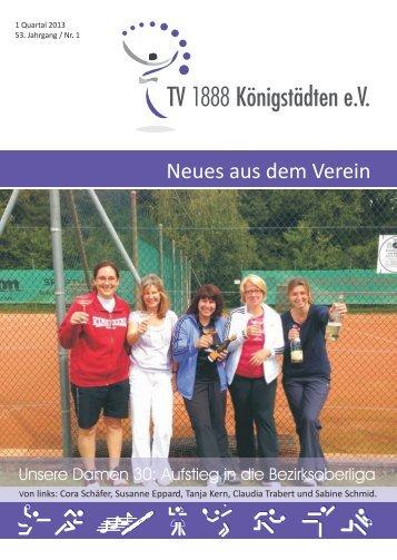 4 MB / PDF - TV 1888 Königstädten eV