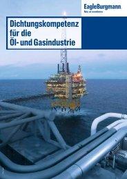 Dichtungskompetenz für die Öl- und Gasindustrie - EagleBurgmann