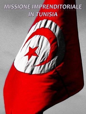 MISSIONE IMPRENDITORIALE IN TUNISIA - API Verona