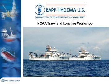 NOAA Trawl and Longline Workshop - Pacific States Marine ...