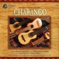 Folleto del CD Charango - Chalena Vásquez