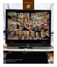 HARDWOOD MATTE RS - National Hardwood Lumber Association