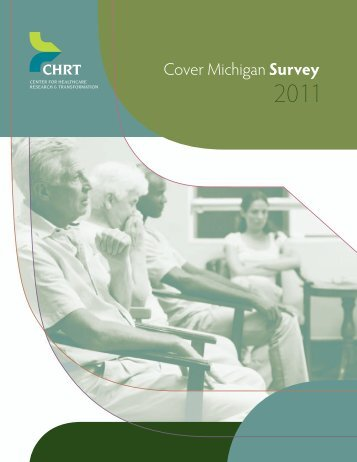 Cover Michigan Survey - Shadac