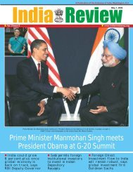 Prime Minister Manmohan Singh meets ... - Embassy of India