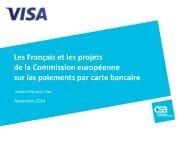 csa-pour-visa-les-francais-et-les-projets-de-la-commission-europeenne-sur-les-paiements-par-carte-bancaire-novembre-2014