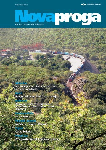 September (.pdf, 7 MB) - Slovenske železnice