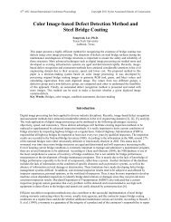 Color Image-based Defect Detection Method and Steel Bridge Coating