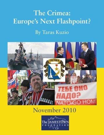 CrimeaFlashpoint