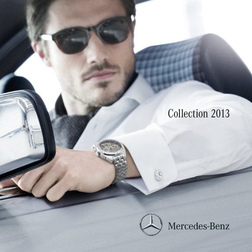 Katalog Collection 2013 - Mercedes-Benz Accessories GmbH