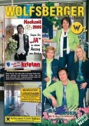 Seite - Wolfsberger Zeitung - Das Regionalmagazin für das Lavanttal