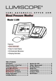 Blood Pressure Monitor - Safe Home Products