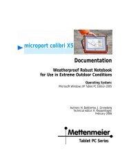 microport colibri X5 - Robust-pc.de
