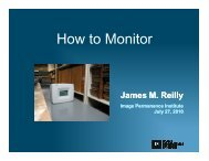 How to Monitor - CCAHA