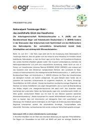 Nationalpark Teutoburger Wald - Holz verantwortungsvoll nutzen