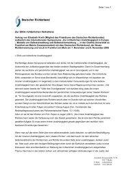 Vortrag von Elisabeth Kreth (Mitglied des Präsidiums des Deutschen ...