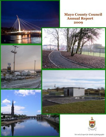 ANNUAL REPORT 2009 - Mayo County Council