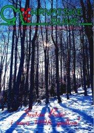 u planinskim uvjetima - Hrvatske šume
