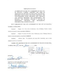 Sign Ordinance Adopted 06-04-2012 - City of Deltona, Florida