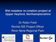 Select here to download Dr Robin Field's presentation (pdf 2.3Mb)