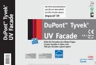 Tyvek® UV Facade - Ampack