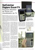 Capturas de pantalla del DigiPro Excel-TV - Page 2