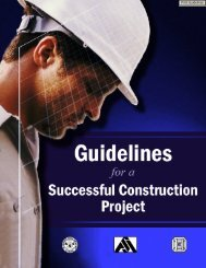 Guidelines for a Successful Construction Project - MPGroup