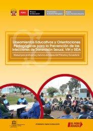 Lineamientos Educativos y Orientaciones Pedagógicas para la ...