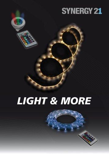 LIGHT & MORE - Synergy21