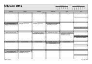 Microsoft Office Outlook - Stijl voor maandelijks - SPCOL