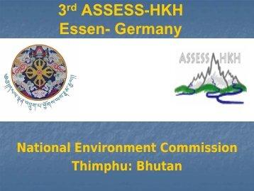 Bhutan & the UNFCCC - ASSESS-HKH
