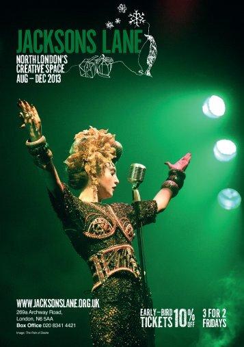 Download latest brochure - Jacksons Lane