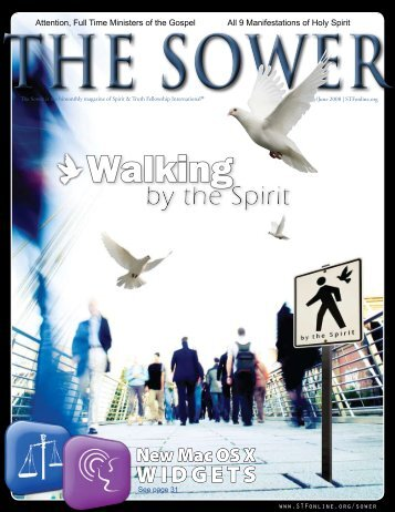 Walking - Spirit & Truth Fellowship International